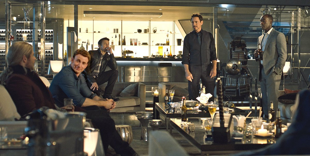 Watch The First Avengers Age Of Ultron Clip
