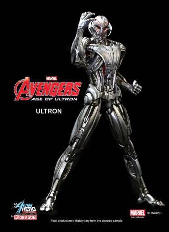 Avengers Statues Ultron
