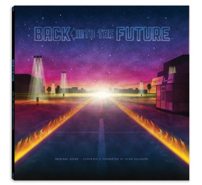 mondo back to the future vinyl