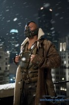 Bane Dark Knight Rises Snow
