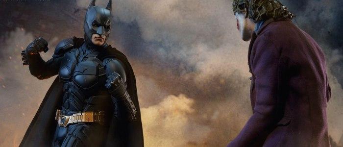 Batman Dark Knight Premium Format figure header