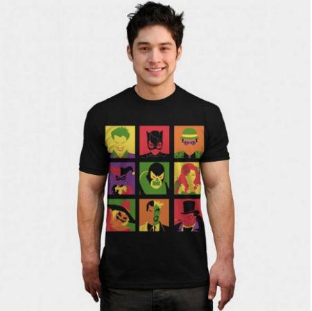 Batman Pop Art Shirt