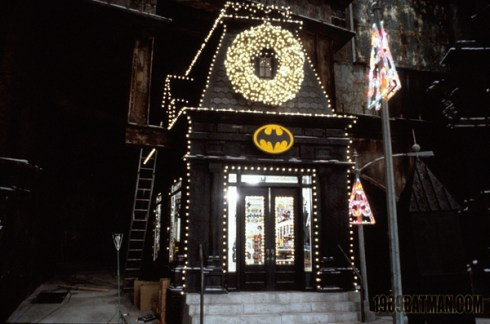 Batman Returns Batman Store 1