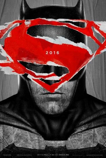 Batman v Superman IMAX poster 1