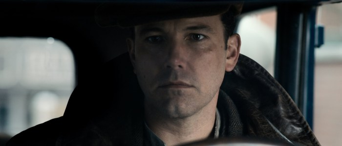Ben Affleck / Live By Night box office