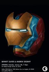 Bennett Slater - Iron Man