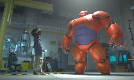 Big Hero 6 voice cast