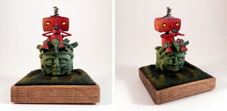 Brad Hill - Bad Robot