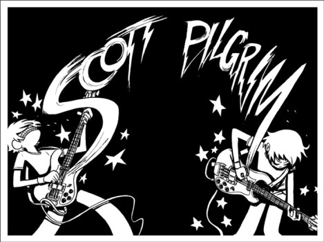 Bryan Lee OMalley - Scott Pilgrim