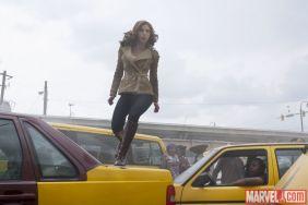 Captain America Civil War - Scarlett Johansson as Black Widow