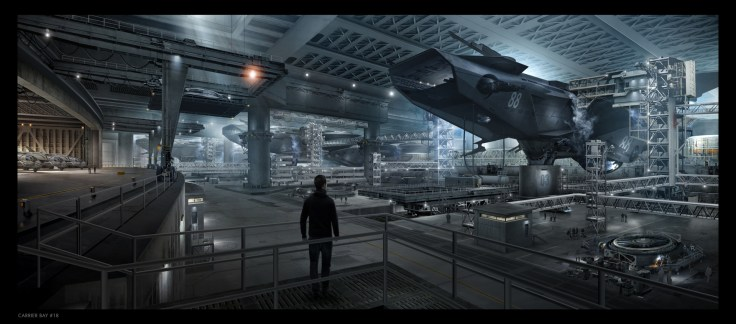 Captain America The Winter Soldier concept art (5)