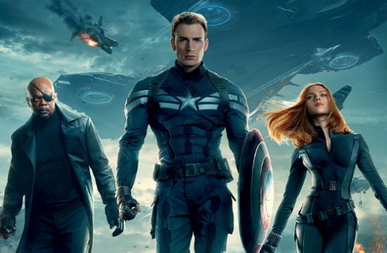 Captain America Winter Soldier header poster