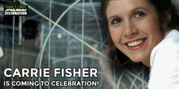 Carrie Fisher Celebration