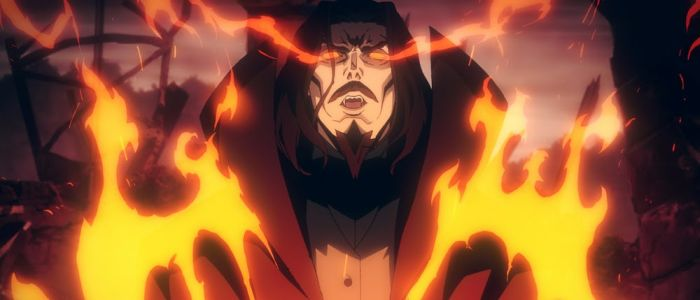 Castlevania Fire God