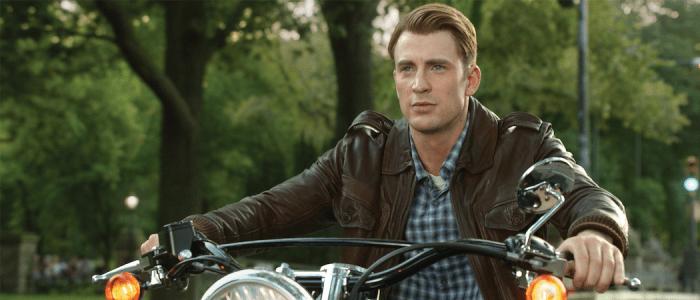Chris Evans not leaving Captain America