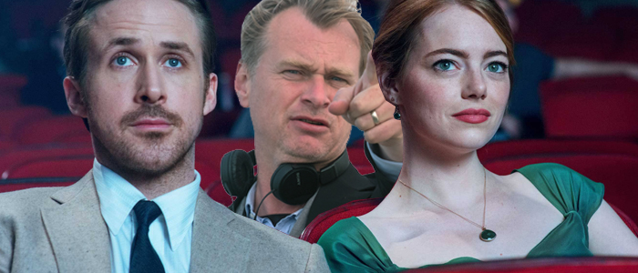 Christopher Nolan La La Land