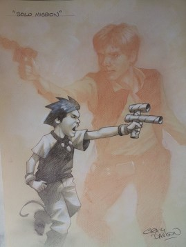 Craig Davison - Han Solo