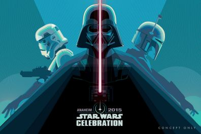 Craig Drake Star Wars Celebration Concept 2
