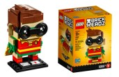 DC Comics LEGO Brick Heads robin
