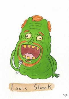 Dan Goodsell - Ghostbusters louisslimek
