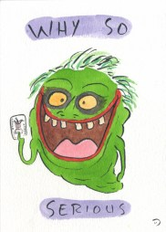 Dan Goodsell - Ghostbusters whysoserious