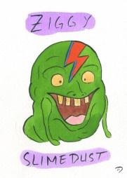 Dan Goodsell - Ghostbusters ziggyslimedust