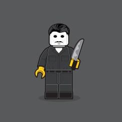 Dan Shearn - Lego Halloween