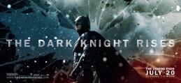 Dark Knight Rises Banner Bat Symbol