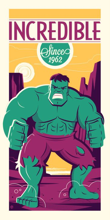 Dave Perillo - Incredible Hulk