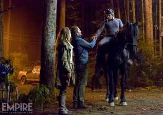 Dawn of the Planet of the Apes BTS (1)