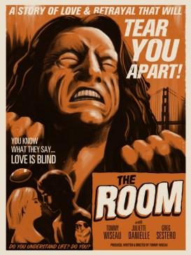 Derek Deal inspired by The Room