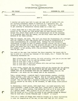 Walt Disney Letter 4