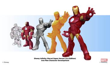 Disney Infinity Marvel 5