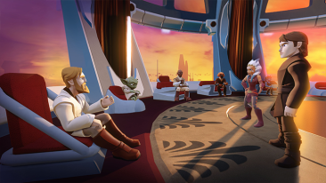 Disney Infinity Star Wars Twilight 4