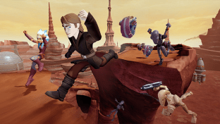 Disney Infinity Star Wars Twilight 9