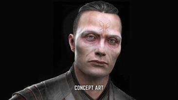 Doctor Strange concept art 1
