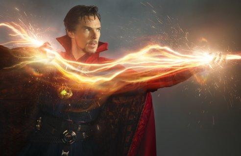 Doctor Strange promo still - Benedict Cumberbatch 2