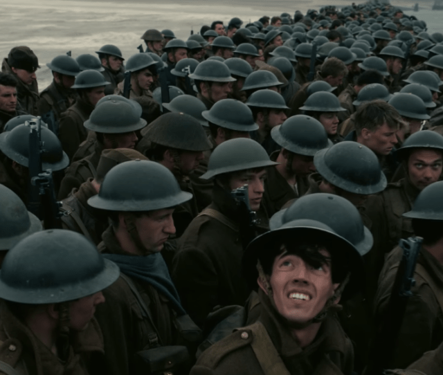 Christopher Nolan Has Had A Long Standing Love Affair With Imax Using The Grandiose Cinematic Format In Many Of His Films But He Promises That Dunkirk