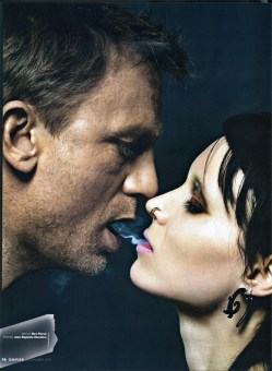 Empire Magazine - The Girl with the Dragon Tattoo 4