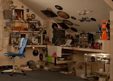 Enders Game - Room