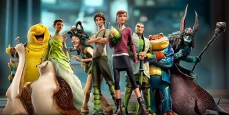 Epic - full cast