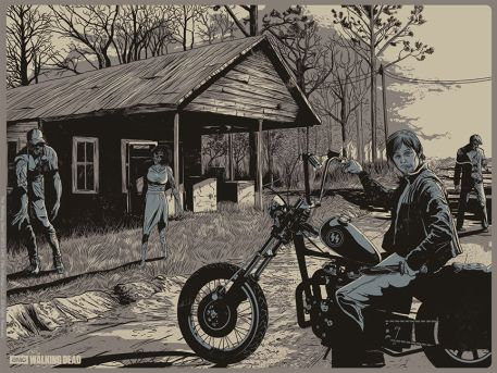 Evanimal - Walking Dead