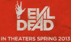 Evil Dead tease