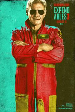 Expendables 3 - Harrison Ford
