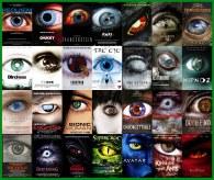 Eye Poster Trend