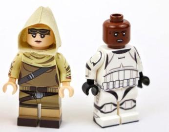 Fanmade Force Awakens Lego