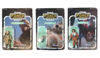 Fanmade Force Awakens Toys