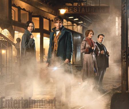 Fantastic Beasts (1)
