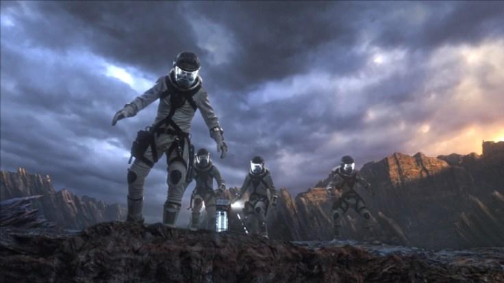 Fantastic Four Planet