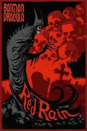 Francesco Francavilla - Red Rain